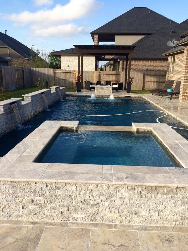 Sears Swimming Pool Katy Texas Pool Builder Sahara