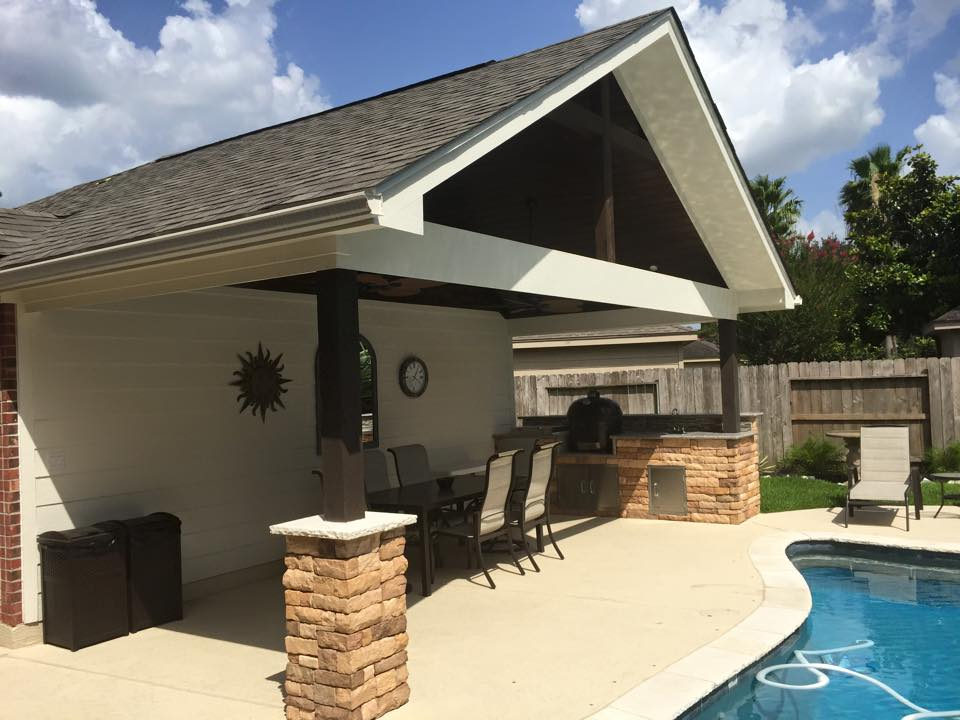 Outdoor living solutions katy texas pool builder for Pool design katy