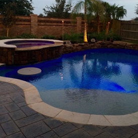 Photo gallery katy texas pool builder sahara pools for Pool design katy tx
