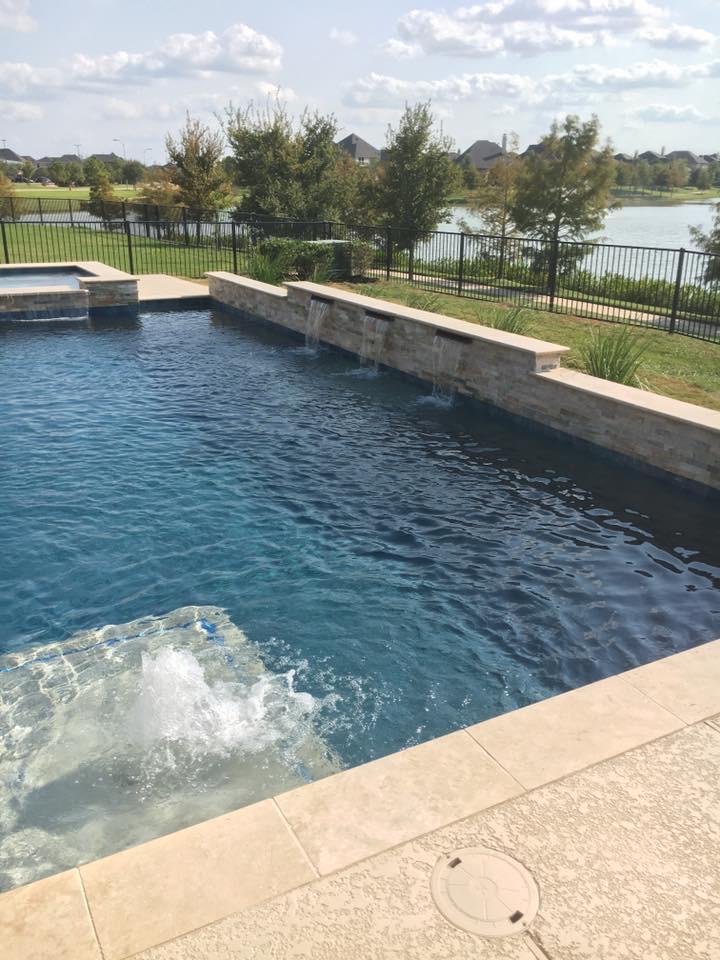 Drake Family Cross Creek Ranch Katy Texas Pool Builder