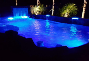 Custom Pool in Katy, TX Photo Gallery