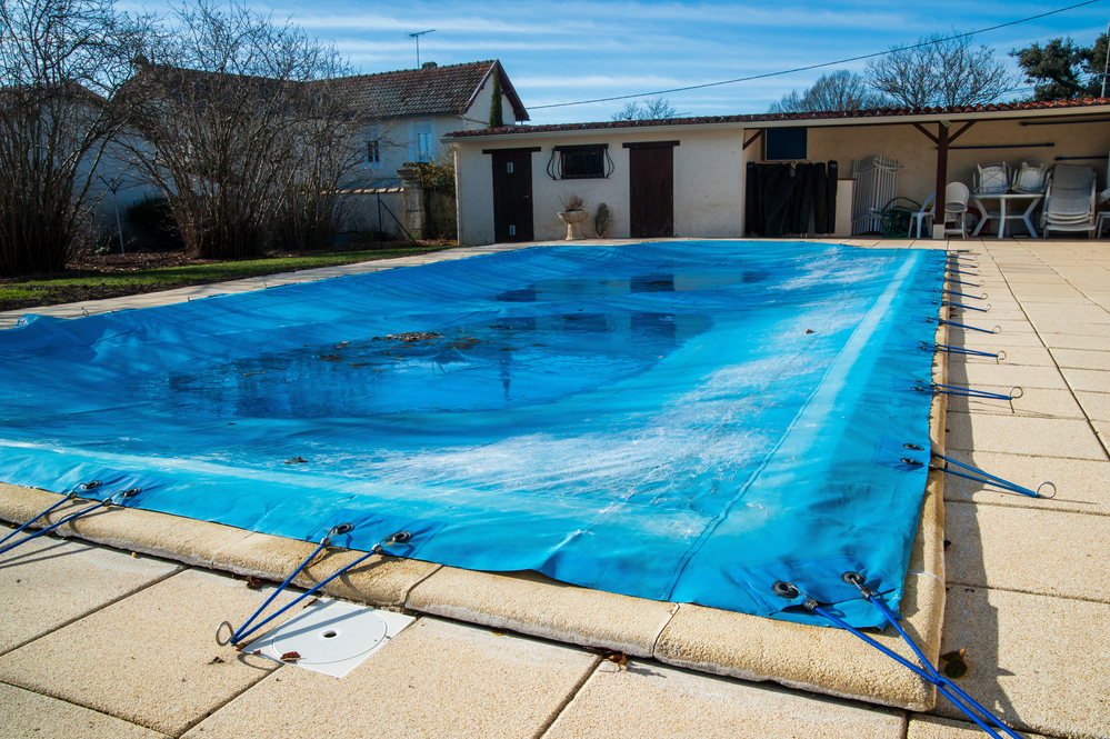Pool Safety in the Winter