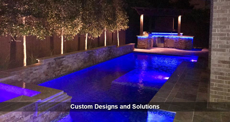 Katy texas pool builder sahara custom pools katy for Pool design katy tx