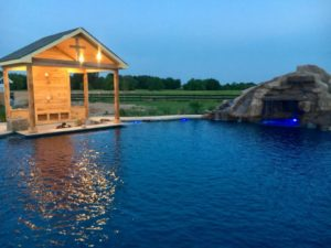 Custom Swimming Pool Katy TX