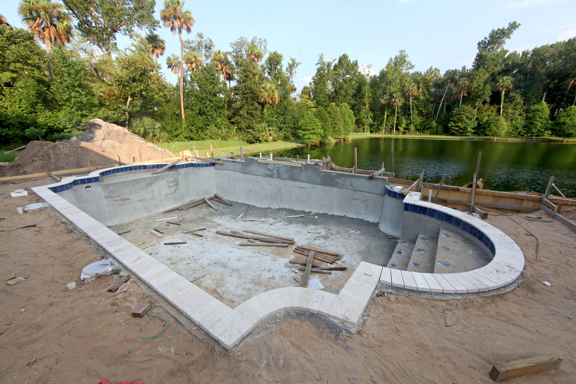 How It's Done: The Ultimate Guide to Inground Swimming Pool Construction