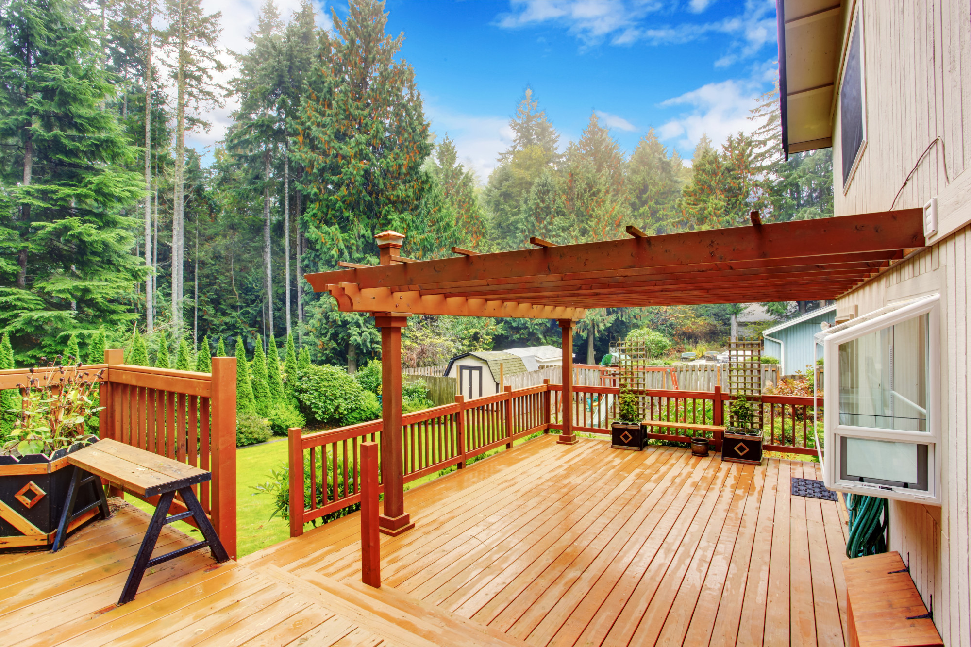 What Is a Pergola? Exploring Your Patio Cover Options