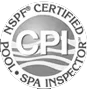 CPI NSPF Certified Pool and Spa Inspector Logo