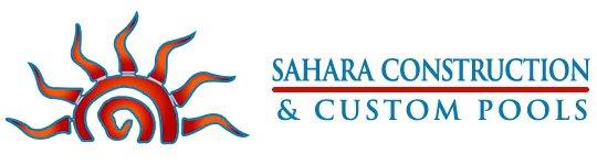 Sahara Construction & Custom Pools Katy Logo