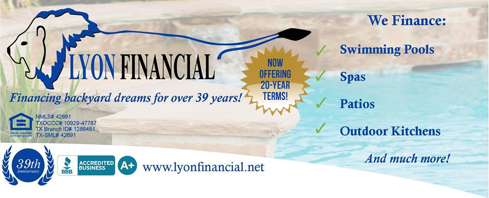 Lyon Financial Pool Financing