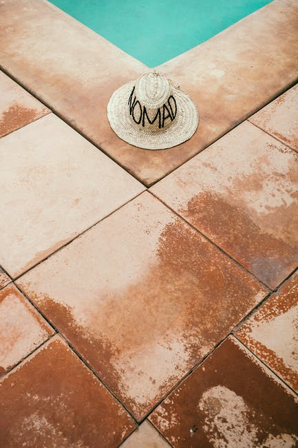 Expert Advice on How to Clean Water Line Tile in Your Swimming Pool